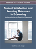Student Satisfaction and Learning Outcomes in E-Learning: An Introduction to Empirical Research