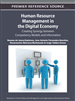 Human Resource Management in the Digital Economy: Creating Synergy between Competency Models and Information