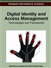 Digital Identity and Access Management: Technologies and Frameworks