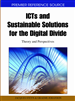 ICTs and Sustainable Solutions for the Digital Divide: Theory and Perspectives