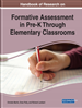 Handbook of Research on Formative Assessment in Pre-K Through Elementary Classrooms