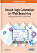 Result Page Generation for Web Searching