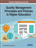 Quality Management Principles and Policies in Higher Education