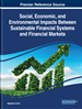 Social, Economic, and Environmental Impacts Between Sustainable Financial Systems and Financial Markets