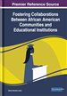 Fostering Collaborations Between African American Communities and Educational Institutions