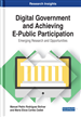 Special Applications of ICTs in Digital Government and the Public Sector: Emerging Research and Opportunities