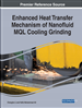 Enhanced Heat Transfer Mechanism of Nanofluid MQL Cooling Grinding
