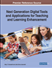 Next Generation Digital Tools and Applications...