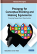 Pedagogy for Conceptual Thinking and Meaning Equivalence: Emerging Research and Opportunities