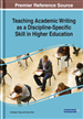 Teaching Academic Writing as a Discipline-Specific Skill in Higher Education