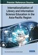Internationalization of Library and Information Science Education in the Asia-Pacific Region