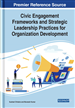 Civic Engagement Frameworks and Strategic Leadership Practices for Organization Development