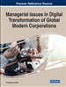 Managerial Issues in Digital Transformation of Global Modern Corporations
