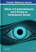 Effects of E-Authoritarianism and E-Protest on Contemporary Society