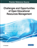 Challenges and Opportunities of Open Educational Resources Management