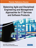 Balancing Agile and Disciplined Engineering and Management Approaches for IT Services and Software Products