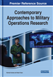 Contemporary Approaches to Military Operations Research