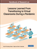 Handbook of Research on Lessons Learned From...