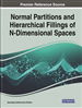 Normal Partitions and Hierarchical Fillings of N-Dimensional Spaces