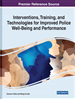 Interventions, Training, and Technologies for Improved Police Well-Being and Performance