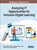 Analyzing IT Opportunities for Inclusive Digital Learning