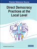 Direct Democracy Practices at the Local Level