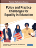 Policy and Practice Challenges for Equality in Education