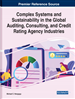Complex Systems and Sustainability in the Global Auditing, Consulting, and Credit Rating Agency Industries