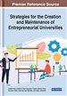 Strategies for the Creation and Maintenance of Entrepreneurial Universities