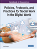 Handbook of Research on Policies, Protocols, and Practices for Social Work in the Digital World