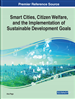 Smart Cities, Citizen Welfare, and the Implementation of Sustainable Development Goals