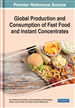 Global Production and Consumption of Fast Food and Instant Concentrates