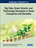 Handbook of Research on Big Data, Green Growth, and Technology Disruption in Asian Companies and Societies
