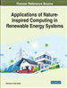 Applications of Nature-Inspired Computing in Renewable Energy Systems