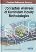 Conceptual Analyses of Curriculum Inquiry Methodologies
