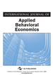 International Journal of Applied Behavioral Economics, Volume 5, Issue 3