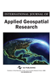 International Journal of Applied Geospatial Research, Volume 9, Issue 1