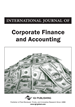 International Journal of Corporate Finance and Accounting, Volume 4, Issue 1