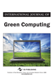 International Journal of Green Computing, Volume 8, Issue 2