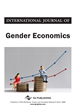 International Journal of Gender Economics (IJGE)