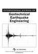International Journal of Geotechnical Earthquake Engineering, Volume 5, Issue 1