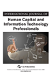 International Journal of Human Capital and Information Technology Professionals, Volume 8, Issue 4