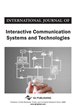 International Journal of Interactive Communication Systems and Technologies, Volume 8, Issue 1