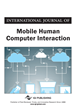 International Journal of Mobile Human Computer Interaction (IJMHCI)