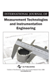International Journal of Measurement Technologies and Instrumentation Engineering, Volume 3, Issue 4