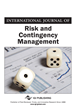 International Journal of Risk and Contingency Management, Volume 4, Issue 3