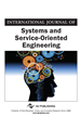 International Journal of Systems and Service-Oriented Engineering, Volume 8, Issue 2