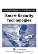 International Journal of Smart Security Technologies (IJSST)