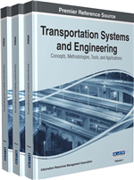 Transportation Systems and Engineering: Concepts, Methodologies, Tools, and Applications (3 Volumes)