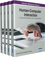 Human-Computer Interaction: Concepts, Methodologies, Tools, and Applications (4 Volumes)